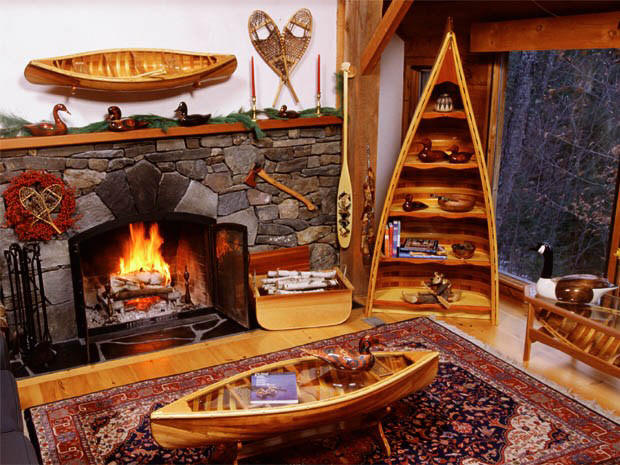 Elegant Canoe Furniture, Bookcase, Coffee Tables U0026 Display Canoes