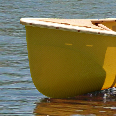 Spirit 16 Canoe Bow