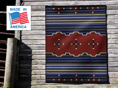 American Traders American Made Rug Collection, Big Chief Rug.